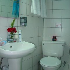 Kiniras Traditional Hotel & Restaurant 3* Стандартный номер с различными типами кроватей фото 4