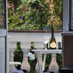 Апартаменты Apartment Greenview Белград балкон