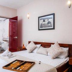 Potos Hotel 3* Стандартный номер с различными типами кроватей фото 2