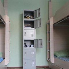 Almaty Hostel Dom Алматы сейф в номере