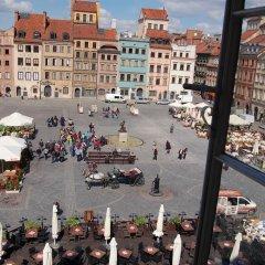 Отель Rynek Apartments Old Town Польша, Варшава - отзывы, цены и фото номеров - забронировать отель Rynek Apartments Old Town онлайн фото 17
