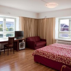 Hotel Anna 3* Улучшенный номер с разными типами кроватей фото 3