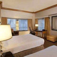 Отель New York Hilton Midtown 4* Номер Skyline с 2 отдельными кроватями фото 5