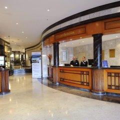 Radisson Blu Hotel интерьер отеля