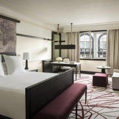 Four Seasons Hotel Mexico City 5* Номер Делюкс с разными типами кроватей фото 2