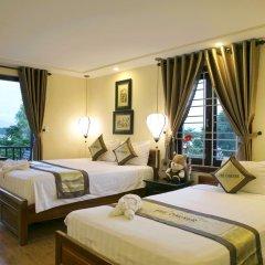 Отель The Corner riverside villa комната для гостей фото 2