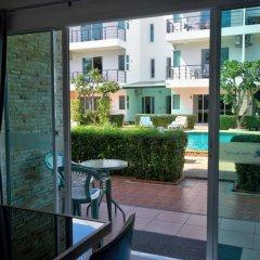 Отель Pool Access 89 at Rawai 3* Семейный номер Делюкс с двуспальной кроватью