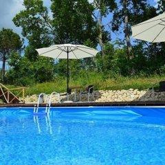 Отель Villa Rimo Country House Италия, Трайа - отзывы, цены и фото номеров - забронировать отель Villa Rimo Country House онлайн бассейн фото 2