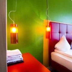 Отель Annex Copenhagen 2* Стандартный номер с различными типами кроватей (общая ванная комната) фото 5