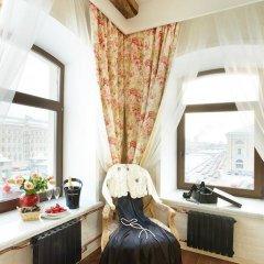 Бутик-Отель Росси 4* Представительский люкс разные типы кроватей фото 10