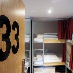 Отель St Christopher's Liverpool Street Кровать в общем номере с двухъярусной кроватью фото 12