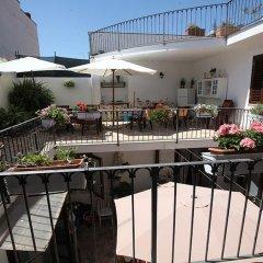 Отель Crispi 10 Италия, Флорида - отзывы, цены и фото номеров - забронировать отель Crispi 10 онлайн балкон