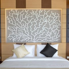 Отель Aqua Resort Phuket 4* Стандартный номер с двуспальной кроватью фото 10