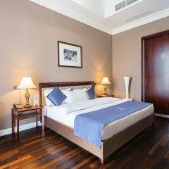 Отель Амбассадор 4* Представительский люкс с различными типами кроватей