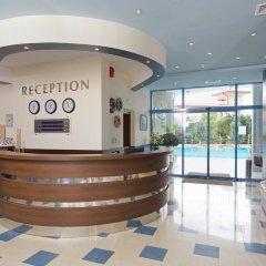 Hotel Blue Bay интерьер отеля