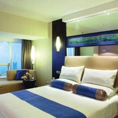 Shanghai Grand Trustel Purple Mountain Hotel 5* Представительский номер с различными типами кроватей фото 3