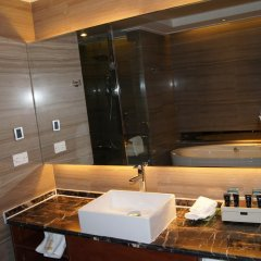 Jitai Boutique Hotel Tianjin Jinkun 4* Улучшенный люкс фото 4