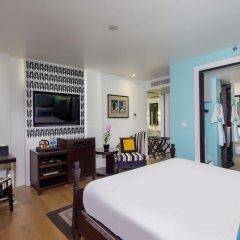 Отель Wave 4* Стандартный номер с различными типами кроватей фото 3