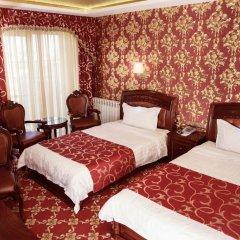 Отель Cron Palace Tbilisi 4* Стандартный номер фото 9