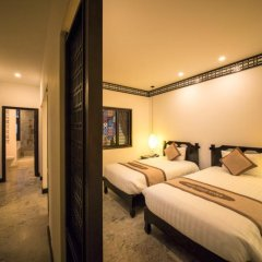 Отель Hoi An Coco River Resort & Spa 4* Номер Делюкс с различными типами кроватей фото 4