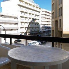 Отель Akisol Monte Gordo Star балкон