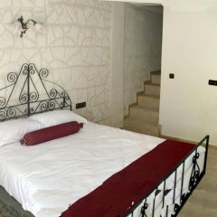El Puente Cave Hotel 2* Стандартный семейный номер с двуспальной кроватью фото 7