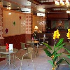 Отель Pacific Inn Пхукет гостиничный бар