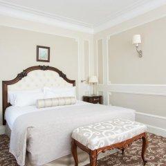 Гостиница Эрмитаж - Официальная Гостиница Государственного Музея 5* Президентский люкс двуспальная кровать фото 4