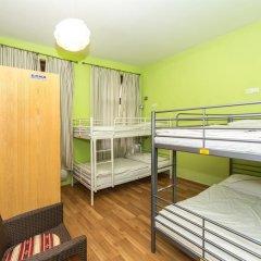 Hostel Orange Кровать в общем номере с двухъярусной кроватью фото 8