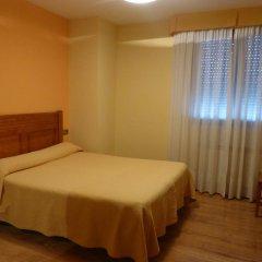Hotel Restaurante El Ancla Понферрада комната для гостей фото 5