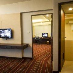 Ambassador Bangkok Hotel 4* Улучшенный номер фото 31