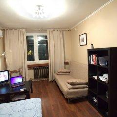 Апартаменты Оптима Апартаменты на Динамо комната для гостей фото 3
