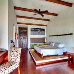 Отель Chen Sea Resort & Spa 4* Вилла с различными типами кроватей фото 9