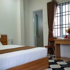 Alan Hostel Номер Делюкс с различными типами кроватей фото 9