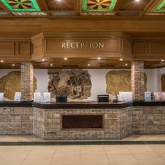 Отель Akteon Holiday Village интерьер отеля