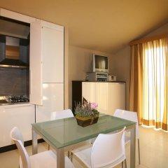 Отель Residence Sottovento 3* Студия с различными типами кроватей фото 7