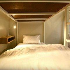Chern Hostel Стандартный номер с различными типами кроватей фото 2