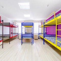 Hostel Veselka - Key2Gates Кровать в общем номере с двухъярусной кроватью фото 6