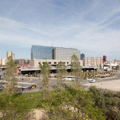 Отель Penthouse Vallespir Испания, Барселона - отзывы, цены и фото номеров - забронировать отель Penthouse Vallespir онлайн приотельная территория фото 2