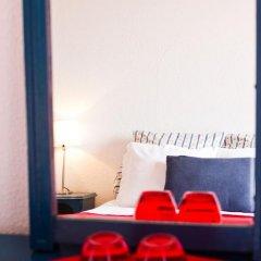 Отель Oporto Cosy 3* Стандартный номер с различными типами кроватей фото 14