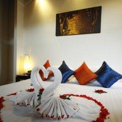 Отель Kirikayan Boutique Resort 4* Номер Делюкс с различными типами кроватей фото 5