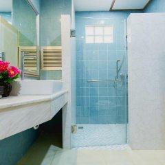 Отель Thanthip Beach Resort 3* Стандартный номер с различными типами кроватей фото 2