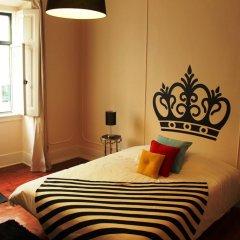 Отель Upper Lisbon Стандартный номер с различными типами кроватей