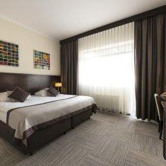 Europeum Hotel 3* Стандартный номер с двуспальной кроватью фото 13