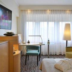 Отель Best Western Premier Parkhotel Kronsberg 4* Номер Бизнес с различными типами кроватей фото 3
