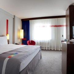 Гостиница Park Inn by Radisson Sheremetyevo Airport Moscow 4* Стандартный номер разные типы кроватей фото 2