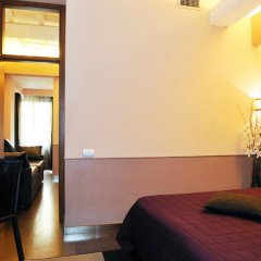 Hotel Condotti 3* Люкс с различными типами кроватей фото 7