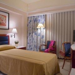 Mediterranean Hotel 4* Стандартный номер с различными типами кроватей фото 11