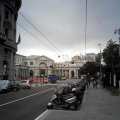 Cit Hotel Britannia Генуя парковка