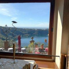 Отель Albergo Diffuso Locanda Specchio Di Diana Италия, Неми - отзывы, цены и фото номеров - забронировать отель Albergo Diffuso Locanda Specchio Di Diana онлайн балкон